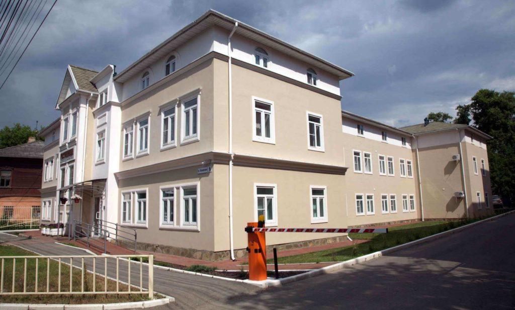 """Здание гостиницы """"Подворье"""""""